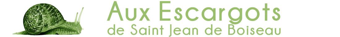 Aux Escargots de Saint Jean de Boiseau